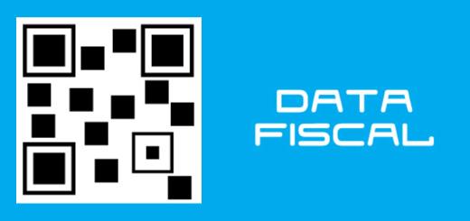 Formulario de Data Fiscal-Modificaciones
