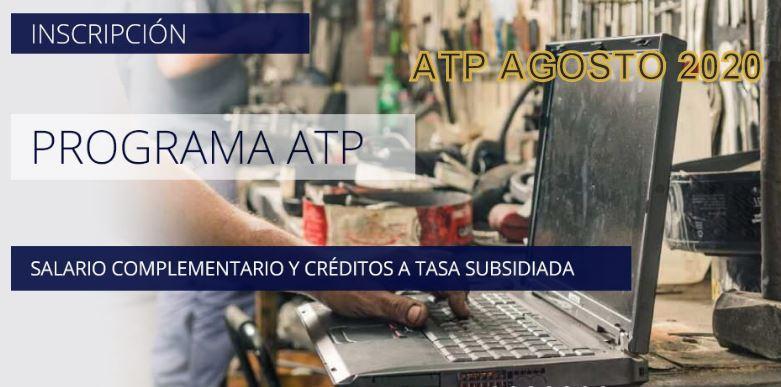 ATP Agosto 2020 e importador de controladorfiscal